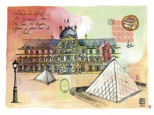 Paris Mon Amour by Martine Rupert
