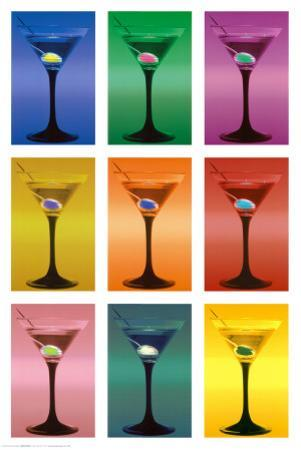 Martini Pop Art