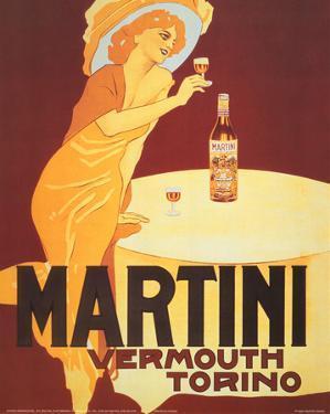 Martini Vermouth Torino