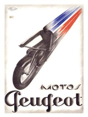 Motos Peugeot by Marton