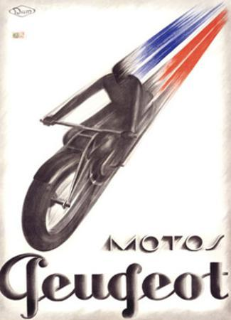Motos Peugeot by Marton