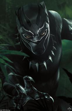 MARVEL - BLACK PANTHER - T'CHALLA