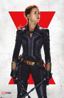 Marvel Black Widow - Black Widow One Sheet
