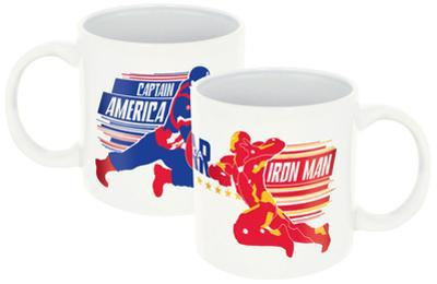 Marvel Captain America Civil War 20 Oz Mug