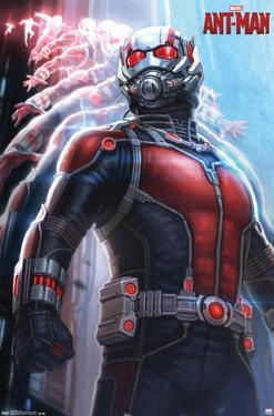 Marvel Cinematic Universe: Ant-Man - Lang