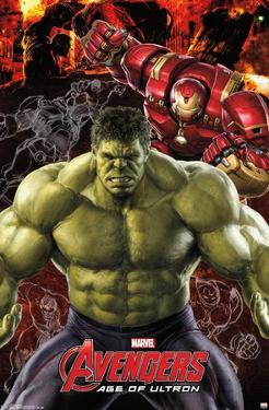 Marvel Cinematic Universe: Avengers: Age of Ultron: Hulk
