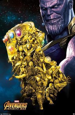 Marvel Cinematic Universe: Avengers: Infinity War - Fist
