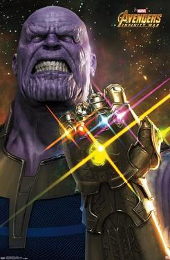 Marvel Cinematic Universe: Avengers: Infinity War - Thanos