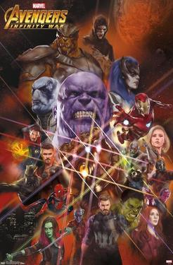 Marvel Cinematic Universe: Avengers: Infinity War - Universe