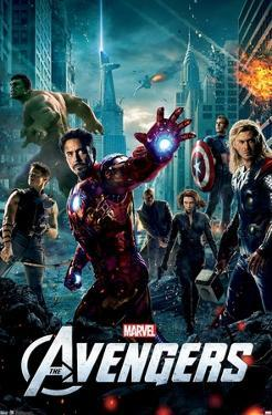 Marvel Cinematic Universe: Avengers: One Sheet