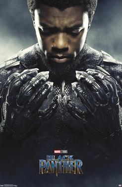 Marvel Cinematic Universe: Black Panther - Black Panther One Sheet