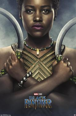 Marvel Cinematic Universe: Black Panther - Nakia One Sheet