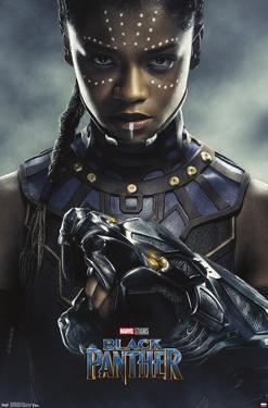 Marvel Cinematic Universe: Black Panther - Shuri One Sheet