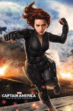 Marvel Cinematic Universe: Captain America: The Winter Soldier - Black Widow