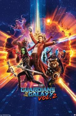 Marvel Cinematic Universe: Guardians of the Galaxy 2 - Cosmic