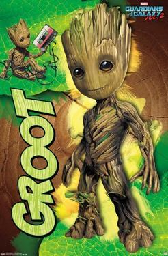 Marvel Cinematic Universe: Guardians of the Galaxy 2 - Groot