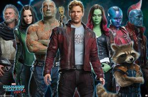 Marvel Cinematic Universe: Guardians of the Galaxy 2 - Intimidation