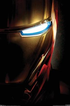 Marvel Cinematic Universe: Iron Man - One Sheet