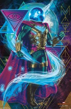 Marvel Cinematic Universe: Spider-Man: Far From Home - Mysterio