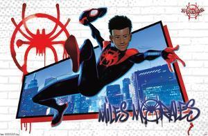 Marvel Cinematic Universe: Spider-Man: Into The Spider-Verse - Miles