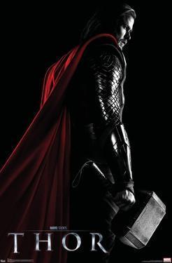 Marvel Cinematic Universe: Thor - One Sheet