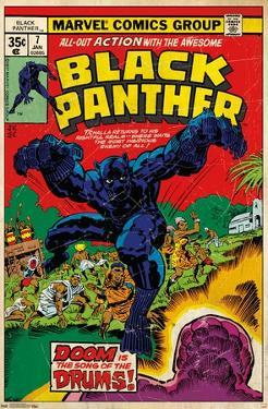 Marvel Comics - Black Panther - Cover #7