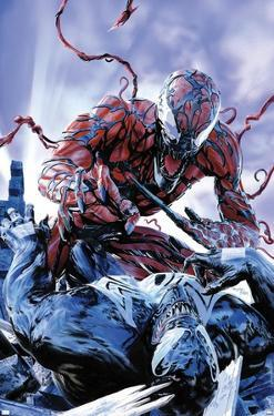 Marvel Comics - Carnage - Battle with Venom