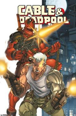 Marvel Comics - Deadpool and Cable