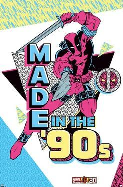 Marvel Comics - Deadpool - Made In the 90's