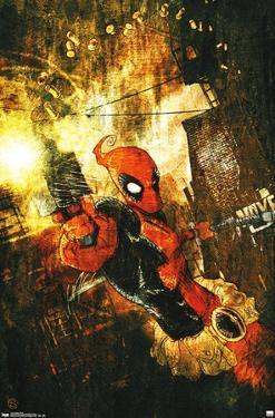 Marvel Comics - Deadpool - Shells