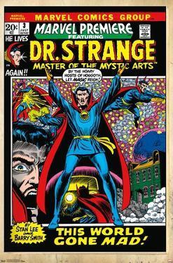 Marvel Comics - Doctor Strange - Marvel Premiere Cover #3