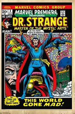 Marvel Comics - Doctor Strange - Marvel Premiere Cover #3