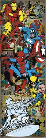 Marvel Comics - Heroes Retro