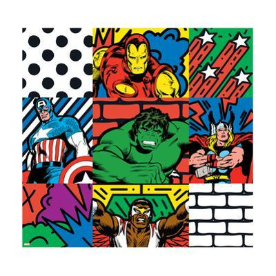Marvel Comics - New Retro