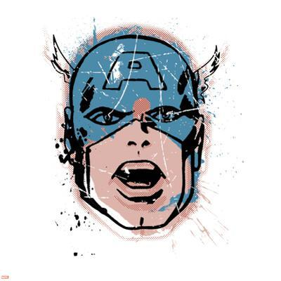 Marvel Comics Retro: Captain America (aged)