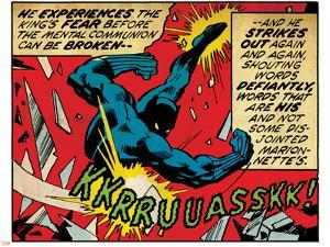 Marvel Comics Retro Style Guide: Black Panther
