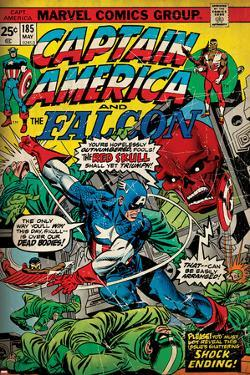 Marvel Comics Retro Style Guide: Captain America, Red Skull