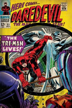 Marvel Comics Retro Style Guide: Daredevil