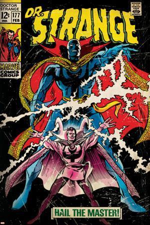 Marvel Comics Retro Style Guide: Dr. Strange