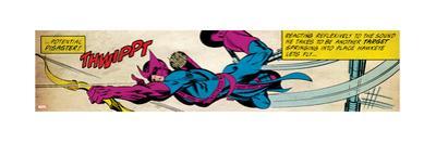 Marvel Comics Retro Style Guide: Hawkeye
