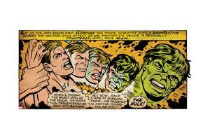 Marvel Comics Retro Style Guide: Hulk, Banner, Bruce