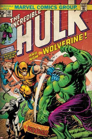 Marvel Comics Retro Style Guide: Hulk, Wolverine