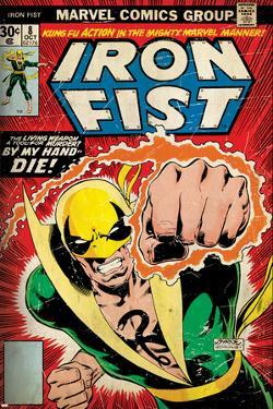 Marvel Comics Retro Style Guide: Iron Fist