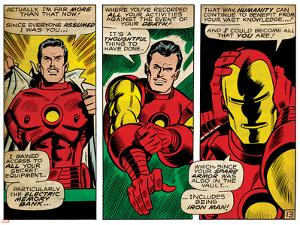 Marvel Comics Retro Style Guide: Iron Man