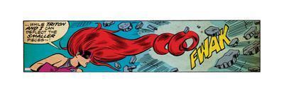 Marvel Comics Retro Style Guide: Medusa