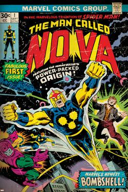 Marvel Comics Retro Style Guide: Nova
