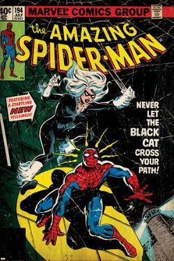 Marvel Comics Retro Style Guide: Spider-Man, Black Cat