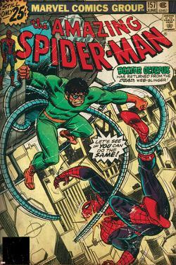 Marvel Comics Retro Style Guide: Spider-Man, Doctor Octopus