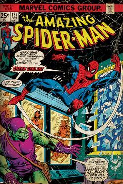 Marvel Comics Retro Style Guide: Spider-Man, Green Goblin