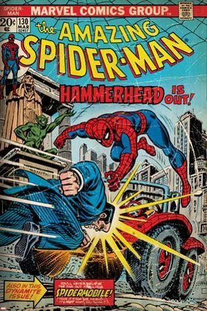 Marvel Comics Retro Style Guide: Spider-Man, Hammerhead